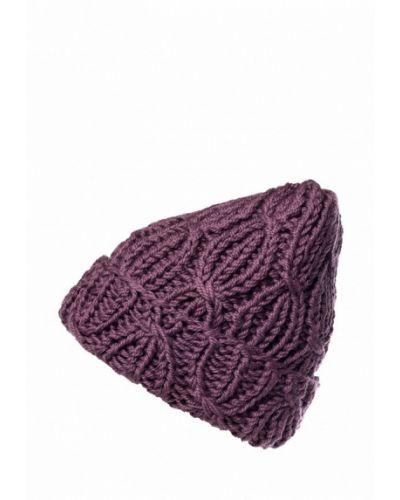 Фиолетовая шапка осенняя A.t.t.