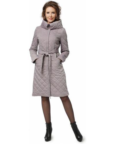 С рукавами длинное пальто с капюшоном на молнии Dizzyway