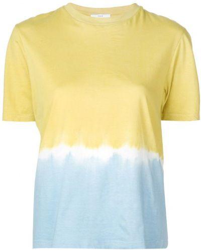 Футболка желтый золотой Tome