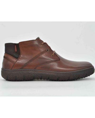 Ботинки - коричневые Badura