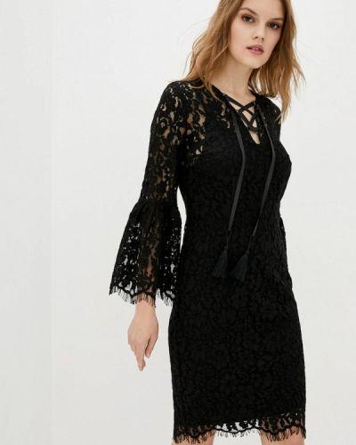 Черное вечернее платье Dolcedonna