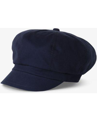 Niebieska czapka z daszkiem Loevenich