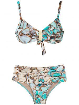 Bikini - niebieski Lygia & Nanny