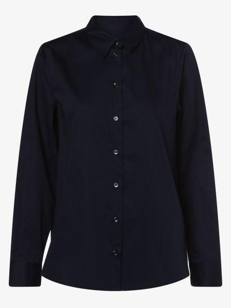 Niebieska bluzka bawełniana Seidensticker