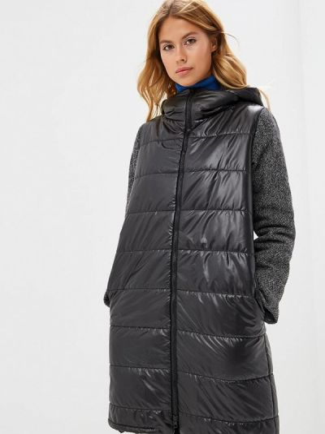 Пальто - черное Ovelli