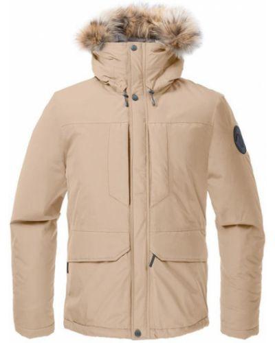 Утепленная куртка - бежевая Red Fox