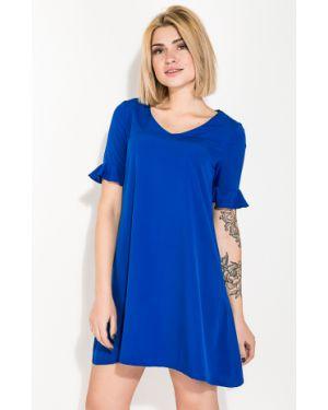 Платье мини повседневное свободного кроя Time Of Style