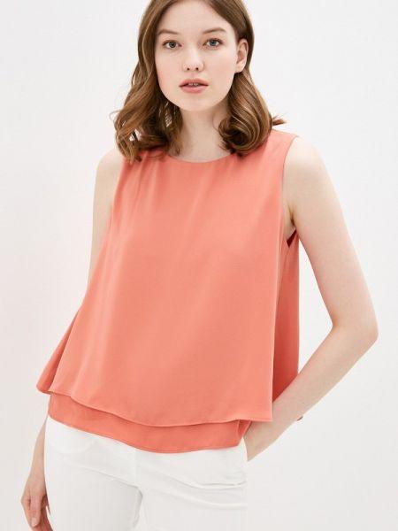 Красная блузка Adl