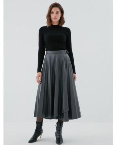 Серая юбка Zarina