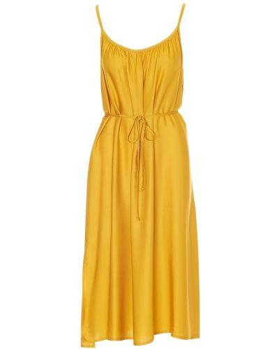 Żółta sukienka Dixie