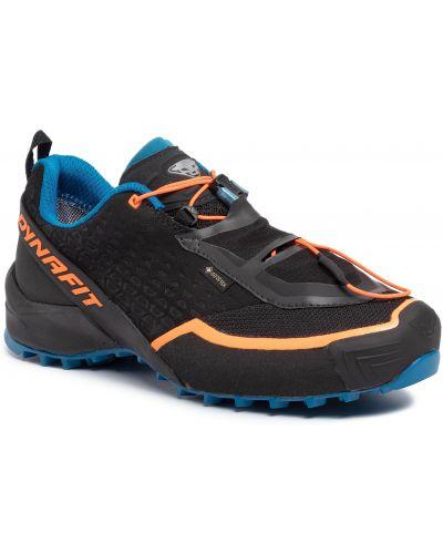 Czarne buty sportowe skorzane Dynafit
