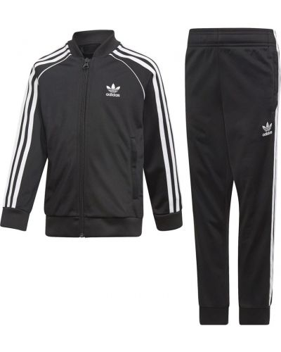 Czarny kombinezon Adidas Originals