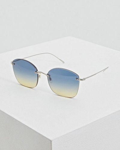 Солнцезащитные очки 2019 квадратные Oliver Peoples