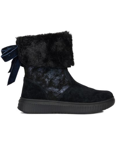 Ботинки черные Geox