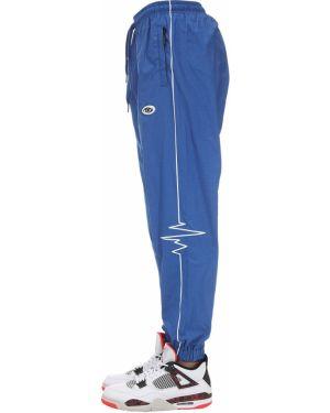 Niebieskie spodnie bawełniane Deadnight