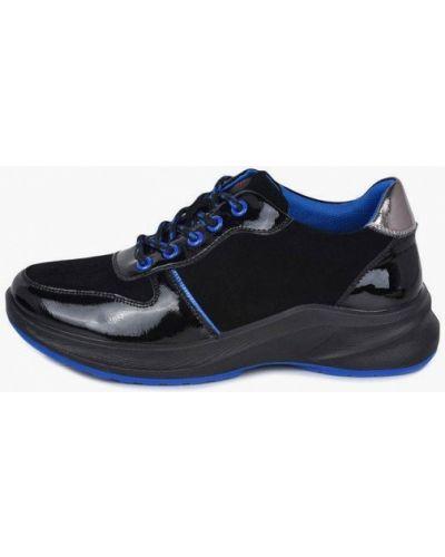 Низкие кроссовки - черные Kari