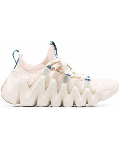 Кроссовки на каблуке - белые Li-ning