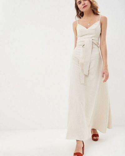 Сарафан бежевый Fashion.love.story