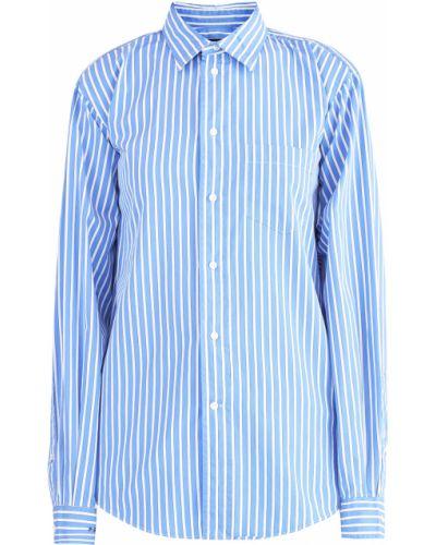 Блузка с длинным рукавом классическая хлопковая Polo Ralph Lauren
