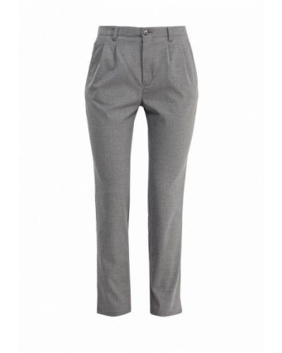 Классические брюки серые Gas