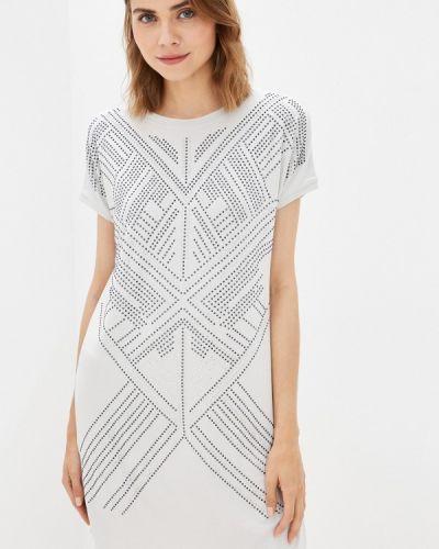 Платье-футболка - серое Passioni