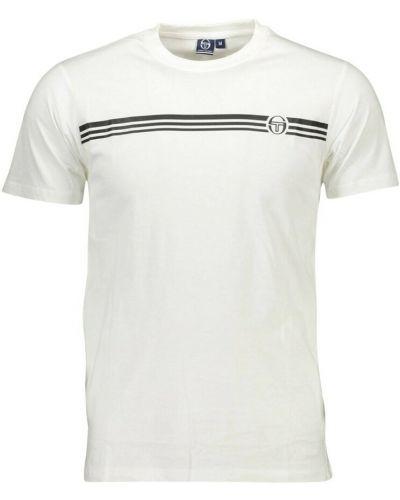 Biała koszula Sergio Tacchini