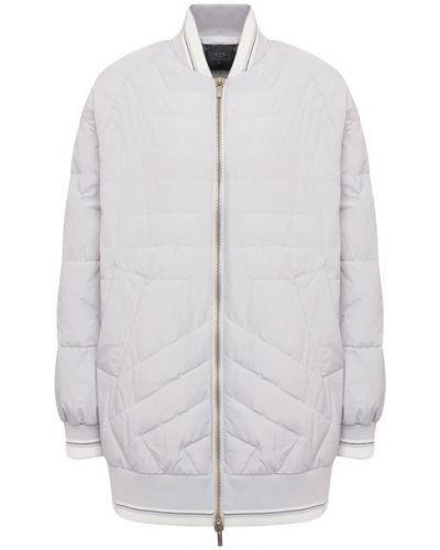 Серая куртка с подкладкой Lorena Antoniazzi
