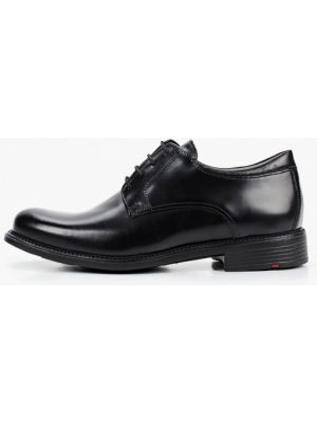 Кожаные черные туфли Lloyd
