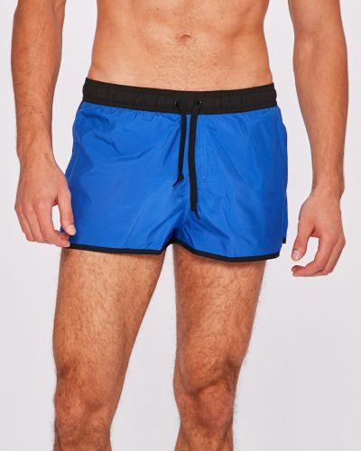 Пляжные шорты прямые с карманами Adidas Performance