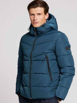 Зимняя джинсовая куртка Tom Tailor Denim