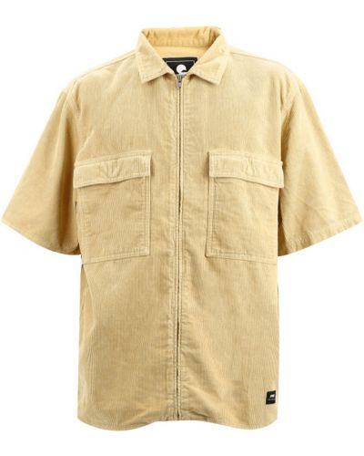Żółta koszula Edwin