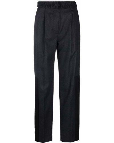 Шерстяные брюки - серые Ports 1961