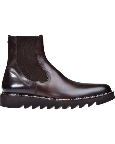 Ботинки осенние кожаные Cesare Paciotti