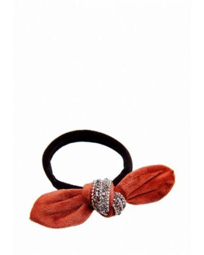 Резинка для волос красный коралловый Aiyony Macie