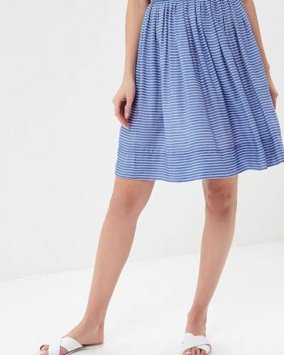 Синяя юбка Gregory
