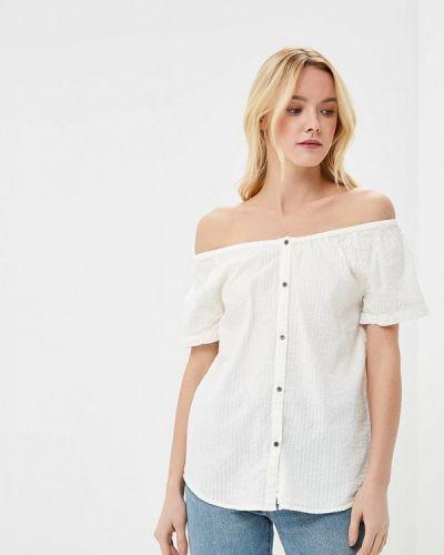 Белая блузка Blendshe