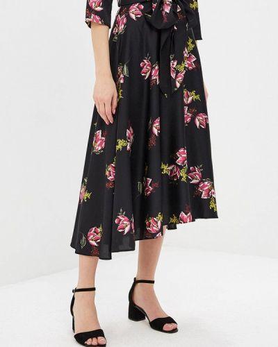 Черная юбка весенняя Adl