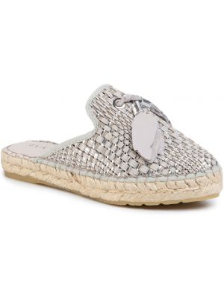Sandały espadryle - szare Eva Minge