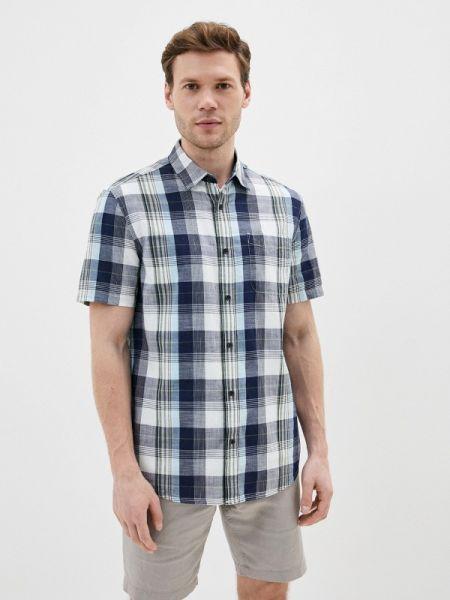 Серая рубашка Marks & Spencer
