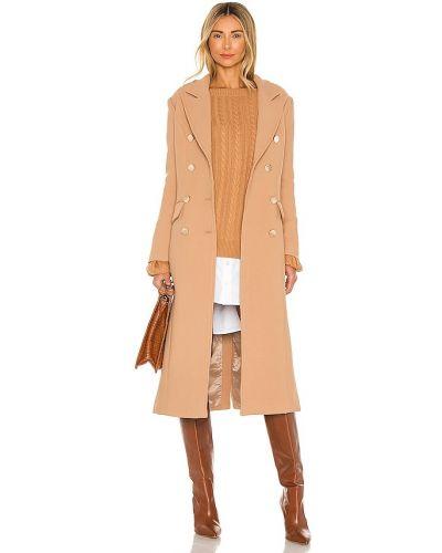 Расклешенное свободное пальто с карманами Elliatt