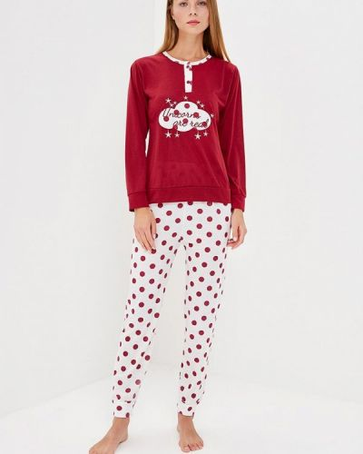 Пижама белая пижамный Cootaiya