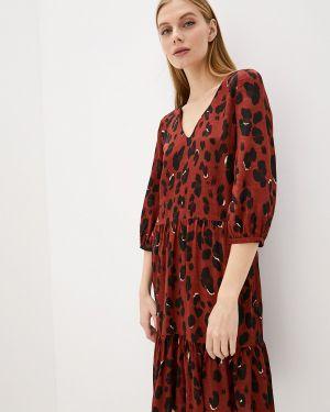 Платье - коричневое Soaked In Luxury