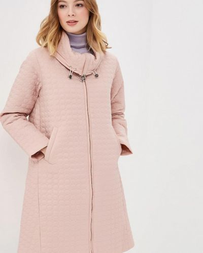 Утепленная куртка - розовая Odri Mio