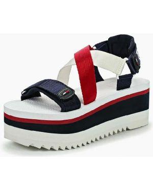 Джинсы mom белые Tommy Jeans