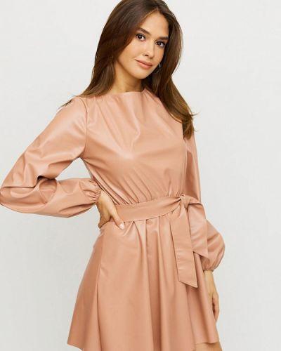 Платье - бежевое Karree
