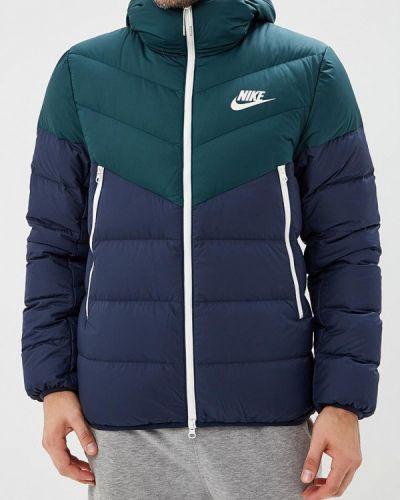 Зимняя куртка осенняя пуховая Nike