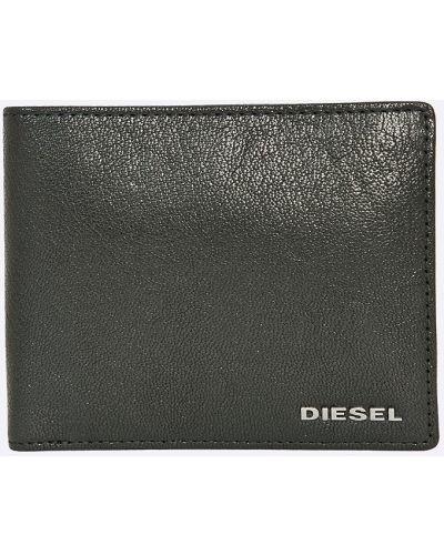 Кошелек кожаный маленький Diesel