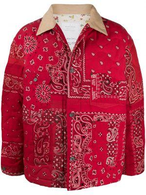Klasyczny płaszcz pikowany bawełniany Readymade