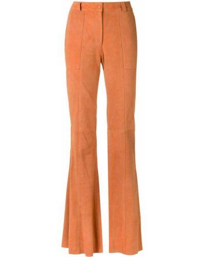 Прямые брюки - бежевые Tufi Duek