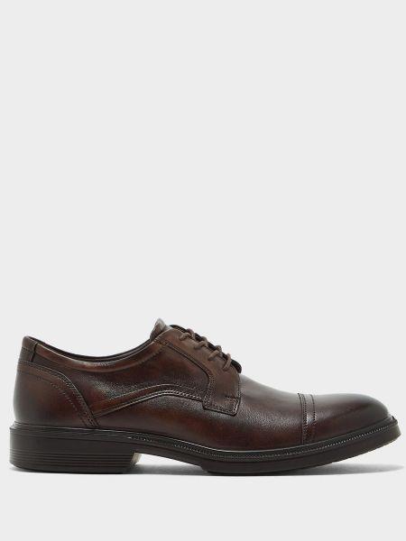 Классические туфли для офиса Ecco
